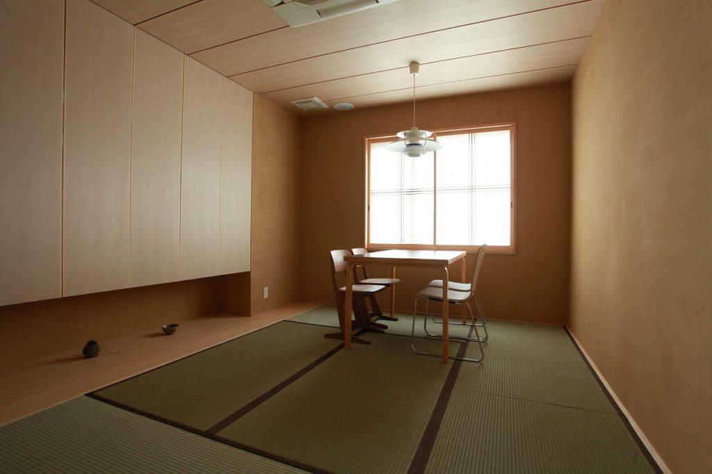 オフィス/リノベーション/神奈川県綾瀬市/和のエッセンスをモダンに取り入れた新しい本社ショールーム