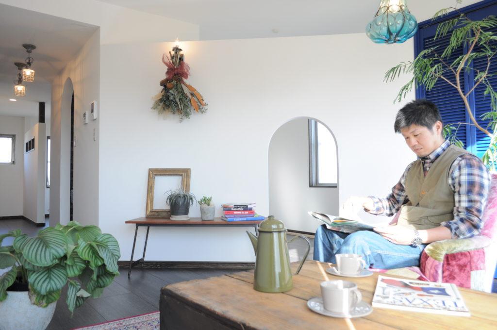 マンション/リノベーション/神奈川県藤沢市/空間をつなげる 43㎡マンションのリノベーション